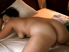 Big ass milf masturbating