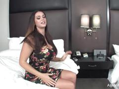 Horny alison tyler hires a male escort