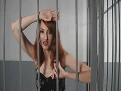 tits, boobs, milf, handjob, mature, redhead, naked, pov, jerking, humiliation, jerk, mistress, stroking, cell, caught, jail, jerkoff, james, joi, kendra