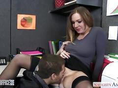 amateur, babe, big dick, big tits, blonde, cumshot, hardcore, pussy, stockings, office sex,