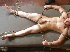 anal, fetish, tattooed, muscled, gay handjob, sex toys, gay, gay domination, rope bondage, men on edge, kink men, owen michaels