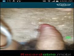 Sexcam en skype con mi amiga part 2