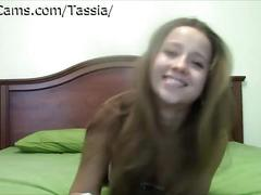 pussy, tits, brunette, amateur, lingerie, webcam, camgirl, striptease