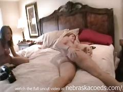Really hot girls having fun nude in my apartment