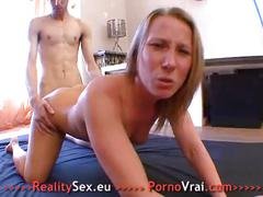 anal, blonde, blowjob, french, francais