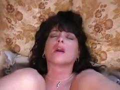 Bella mamita has a big hard pole probing her ass