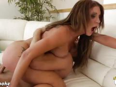 Amy brooke rough anal fucking experience