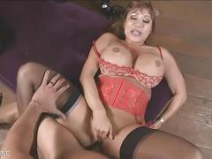 big tits, brunette, hardcore, milf, pov,