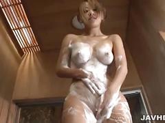 masturbation, amateur, asian, big ass, babe, big tits, brunette, solo, pussy,