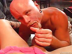 The transsexual queen gets her dick sucked @ miss transsexual universe #04