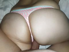 Marvelous thong!! big ass!!