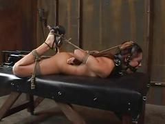 bondage, gagged, slave, machine, perfect, phoenix, satine, machinefuck