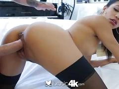 Hot exotic veronica rodriguez is hungry for cock - exotic4k