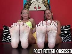Who do you think has the sexiest feet?
