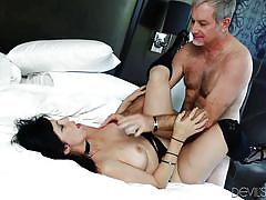 Hot milf gets pounded @ horny grannies love to fuck #08