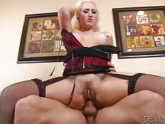 Abby sees husband cheating @ my wife caught me assfucking her mother #08