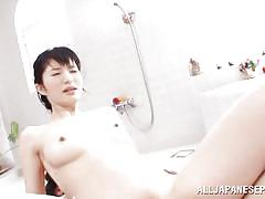anal, hairy, big ass, japanese, reverse cowgirl, black hair, fucked from behind, anal nippon, all japanese pass, chizuru sakura