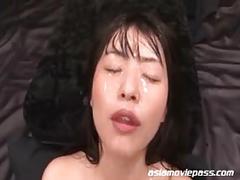 Migd-343b - semen drinker, japanese bukkake and gokkun lady