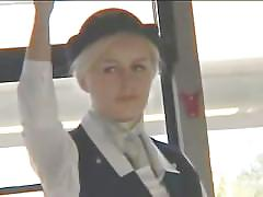 Ce faire branler dans le bus