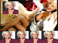 Vikki thomas - british blonde milf