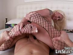 Vicious sluts get banged very hard pov style