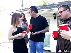 House party goes in another direction
