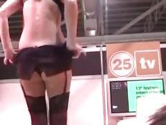 Dora venter erotic show