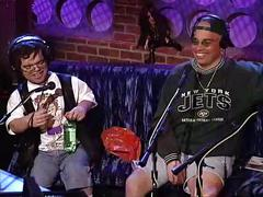 Howard stern - hank the angry drunken dwarf & crackhead bob with nicole moore