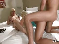 German amateur couple book hooker to fuck threesome