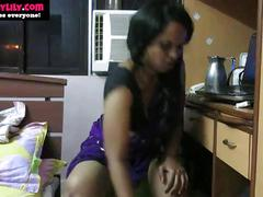 Indian aunty seduces her daughter's boy friend roleplay (hindi)