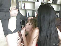 Mum catches daughter screwing @ wanna fuck my daughter gotta fuck me first #22