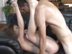 Stp4 sister comes home desperate for a fuck !