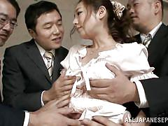 big tits, japanese, round ass, groping, gangbang, public sex, office sex, hairy pussy, brunette babe, public sex japan, all japanese pass, minori hatsune