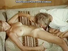 Alan adrian, steven grant, rhonda jo petty in classic xxx video