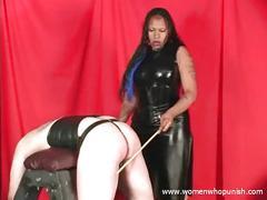 black, spanking, ebony, latex, bondage, femdom, nails, punishment, caning, scratching