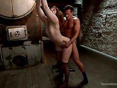 Helpless jodi gets banged