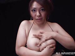 asian, big boobs, japanese milf, brunette, natural tits, titjob, censored, pov, big tits tokyo, all japanese pass, mizuki ann
