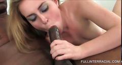 big cock, hardcore, interracial, amateur, blonde, fucking, sucking, black, more