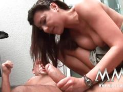 Mmv films german mature housewife gets fucked outdoor