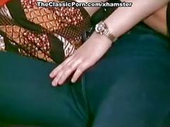Crazy vintage porn star in classic porn clip