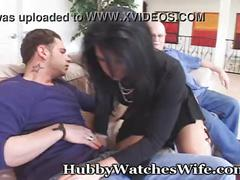 Mommy gets aggressive with young stud