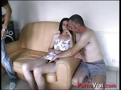 Surprise elle ejacule sans pouvoir se retenir !!! french amateur