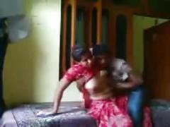 Haryanvi village bhabhi sapna in salwar suit fuck by devar manoj