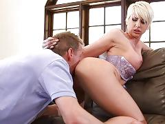 big ass, big tits, blonde, big-boobs, ass-licking, blowjob, rough, cowgirl, sideways, pussy-piercing, reverse-cowgirl, hard-pussy-pounding, cum-in-mouth, tattooed-blonde, big-tits