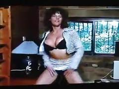 80s strip tease