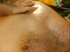 Lets massage him then fuck him - hos
