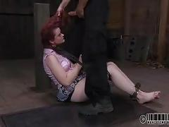 Hazel hypnotic gets grilled