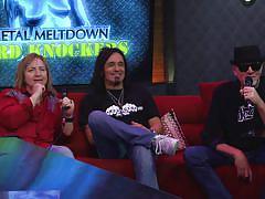 The morning show goes metal @ season 1 ep. 669
