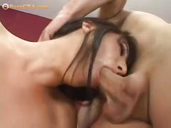 Teen showing her skills