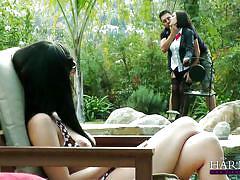 Harmony vision young harlot anal summer camp